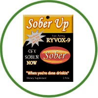 Sober Up With RYVOX-9