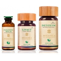 Biogetica Freedom Kit with Detox Formulas